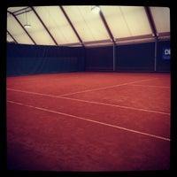Photo prise au Justine Henin Tennis Academy par Tanguy W. le10/17/2013