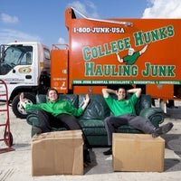 College Hunks Hauling Junk And Moving Mamaroneck Ny