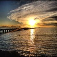 10/4/2012にGeneroso S.がSkates on the Bayで撮った写真