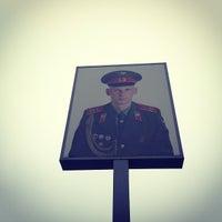 Das Foto wurde bei Checkpoint Charlie von Wouter V. am 1/24/2013 aufgenommen
