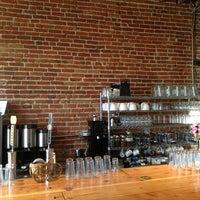 5/20/2013 tarihinde Tim J.ziyaretçi tarafından Denver Bicycle Cafe'de çekilen fotoğraf