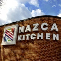 Снимок сделан в Nazca Kitchen пользователем Ron R. 1/27/2013