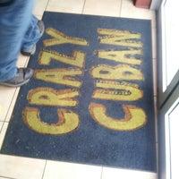 Foto tirada no(a) The Crazy Cuban por Swarmer em 3/5/2013