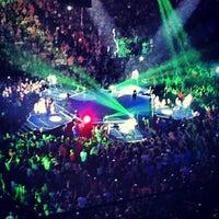 Das Foto wurde bei STAPLES Center VIP SUITES von Rojas am 7/6/2013 aufgenommen
