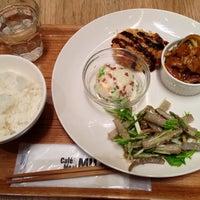 1/5/2013 tarihinde Kentaro O.ziyaretçi tarafından Café & Meal MUJI'de çekilen fotoğraf