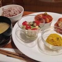 5/3/2013 tarihinde Kentaro O.ziyaretçi tarafından Café & Meal MUJI'de çekilen fotoğraf