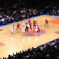 Foto scattata a Madison Square Garden da Greg B. il 4/18/2013