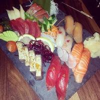 รูปภาพถ่ายที่ Kyo Bar Japonais โดย Lisa K. เมื่อ 6/15/2013
