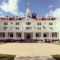 Снимок сделан в Stanley Hotel пользователем Laura M. 6/8/2013