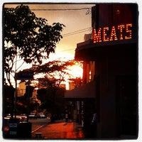 Снимок сделан в Meats пользователем Braga 12/8/2012