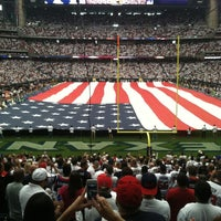NRG Stadium - Astrodome - 1 NRG Pkwy