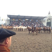 Photo prise au La Rural - Predio Ferial de Buenos Aires par David L. le7/27/2013