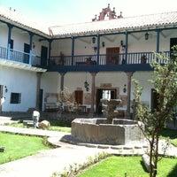 Photo prise au Belmond Palacio Nazarenas par Fran le10/6/2012