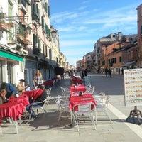 Foto tirada no(a) Ca' Formenta Hotel Venice por Reuven B. em 2/8/2013