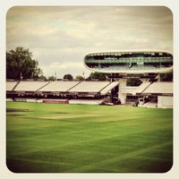 Foto tomada en Lord's Cricket Ground (MCC)  por Simon G. el 6/24/2013