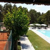 Foto scattata a Club Tennis Natacio Sant Cugat da LAURA A. il 6/22/2015