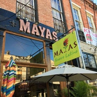Das Foto wurde bei Mayas von Maya am 4/2/2016 aufgenommen