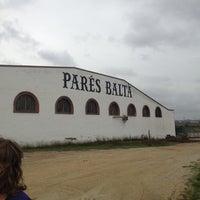 Foto tomada en Parés Baltà Wines & Cava por Daniel H. el 10/20/2012