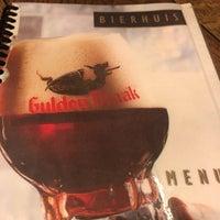 Снимок сделан в Gulden Draak Bierhuis пользователем BONDOUT55 11/9/2018