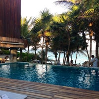 Photo prise au Be Tulum Hotel par Emily K. le3/7/2013