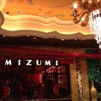 10/6/2012 tarihinde Alejandro G.ziyaretçi tarafından Mizumi'de çekilen fotoğraf