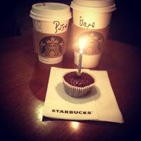 Photo prise au Starbucks par Özge B. le2/24/2013