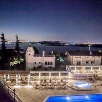 7/28/2015 tarihinde Cuci Hotel di Mareziyaretçi tarafından Cuci Hotel di Mare'de çekilen fotoğraf