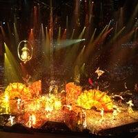 Das Foto wurde bei The Beatles LOVE (Cirque du Soleil) von Yuliya N. am 10/1/2012 aufgenommen