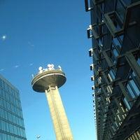 Foto diambil di RTBF oleh Antoine V. pada 11/30/2012