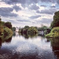 10/7/2012에 Martin F.님이 St James's Park에서 찍은 사진