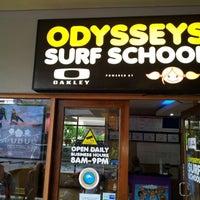 Foto scattata a Odysseys Surf School da J ✌. il 11/8/2012