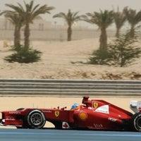 Das Foto wurde bei Bahrain International Circuit von Khalid A. am 4/20/2013 aufgenommen