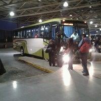 Foto tomada en Terminal de Buses San Borja por Francisco C. el 10/18/2012