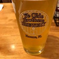 Снимок сделан в Ye Olde Brothers Brewery пользователем Kari F. 1/15/2018