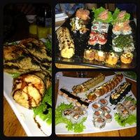Foto tirada no(a) Hanbai Sushi Bar por Marcell S. em 7/13/2013