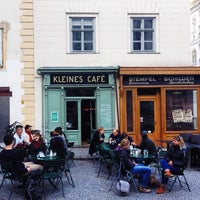 Photo prise au Kleines Café par Dmitry B. le3/21/2014