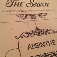 Снимок сделан в The Savoy пользователем Maggie O. 10/14/2012
