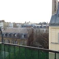 Photo prise au Hotel De Suede Saint Germain par NB le12/30/2012
