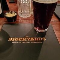 Снимок сделан в Stockyards Steakhouse пользователем Joel B. 2/4/2020