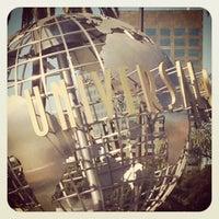 11/5/2012 tarihinde Alicia L.ziyaretçi tarafından Universal Studios Hollywood Globe and Fountain'de çekilen fotoğraf