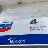 Photo taken at Chevron by Derek L. on 10/23/2017