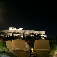 Foto tirada no(a) Herodion Hotel por Roman S. em 6/17/2013