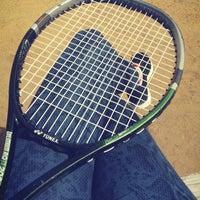 Foto scattata a Central Park Tennis Club da Виктория М. il 5/27/2017