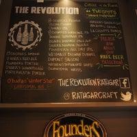 รูปภาพถ่ายที่ The Revolution โดย The Revolution เมื่อ 12/9/2014