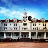 Снимок сделан в Stanley Hotel пользователем Nick B. 2/9/2013