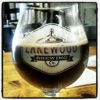 Photo prise au Lakewood Brewing Company par Jason C. le12/15/2012