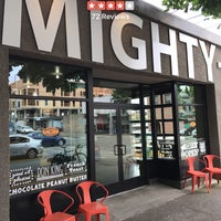 Das Foto wurde bei Mighty-O Donuts von Frank L. am 6/13/2017 aufgenommen