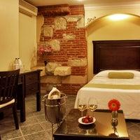8/7/2014 tarihinde HotelCasAnticaziyaretçi tarafından Hotel Casantica'de çekilen fotoğraf
