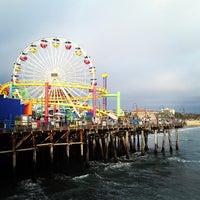 Foto tomada en Santa Monica State Beach por jyatelier el 7/28/2013