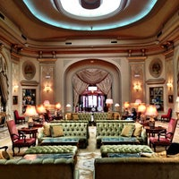 3/23/2013 tarihinde Алексей Д.ziyaretçi tarafından El Palace Hotel Barcelona'de çekilen fotoğraf